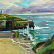 Pacific Dawning Art Print