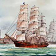 Pacific Fleet Art Print
