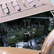 Packard Club Sedan 1934 Super 8 Art Print