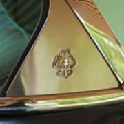 Packard Emblem 2 Art Print