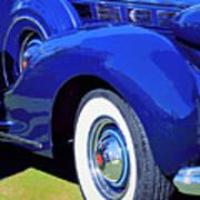 Packard Palm Springs Art Print