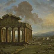 Paestum Art Print