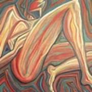 Pain And Agony Art Print