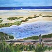 Paines Creek  Art Print