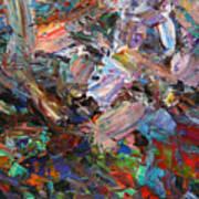 Paint Number 42-c Art Print