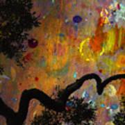 Painted Skies Art Print