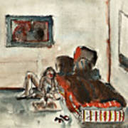 Painter Art Print