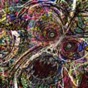 Painting 226 Art Print