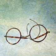 Pair Of Glasses Art Print