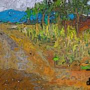 Paisaje - Chile - Campo 1 Art Print