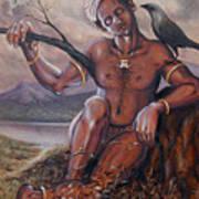 Pakkanar's Salvation Art Print