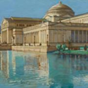 Palace Of Fine Arts Art Print
