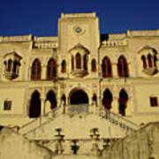 Palace Of The Maharaja Of Tehri-garhwal Near Rishikesh, India Art Print