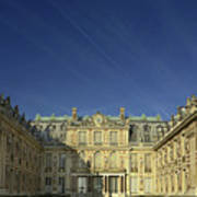 Palace Of Versailles Art Print