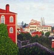 Palace - Sintra Art Print