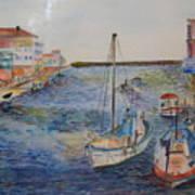 Palavas Art Print
