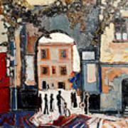 Palazzo Vecchio Art Print