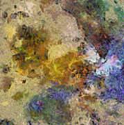 Paleology Weave  Id 16097-223127-16640 Art Print