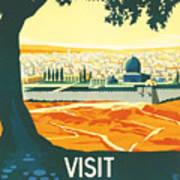 Palestine Art Print by Georgia Fowler