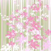 Palm Beach Floral II Art Print