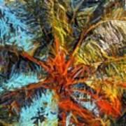 Palm No. 1 Art Print