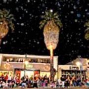 Palm Springs Holiday Parade 2015 Art Print