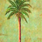 Palm Tree Studio 3 Art Print