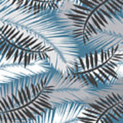 Palm Trees 10 Art Print