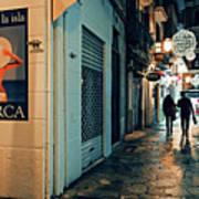 Palma De Mallorca Art Print