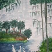 Palmetto Bayou Art Print