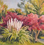 Pampas Landscape Art Print