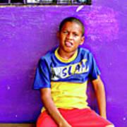 Panama Kids 967 Art Print