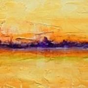 Pancake Ridge#1 Art Print