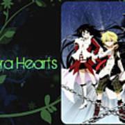 Pandora Hearts Art Print