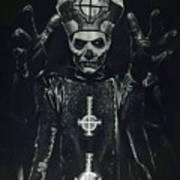 Papa Emeritus Ii Wallpaper
