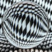 Paper Straw Patterns Art Print