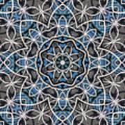Papilloz - Kaleidoscope Art Print