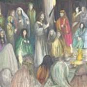 Parables Art Print