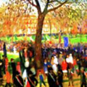 Parade Art Print