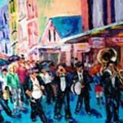 Parade For Joe Art Print