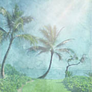 Paradise Found II Art Print