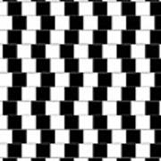 Parallel Lines Art Print by Michael Tompsett