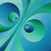 Parallel Universes Art Print