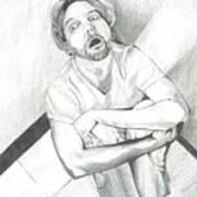 Paranoia Art Print