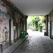 Paris - Alley 2 Art Print