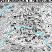 Paris Monumental Art Print