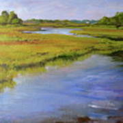 Parker's River, Cape Cod Art Print