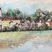 Passau II Art Print