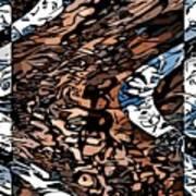 Passing Wave Art Print