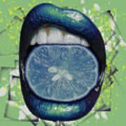 Passion Fruit Art Print